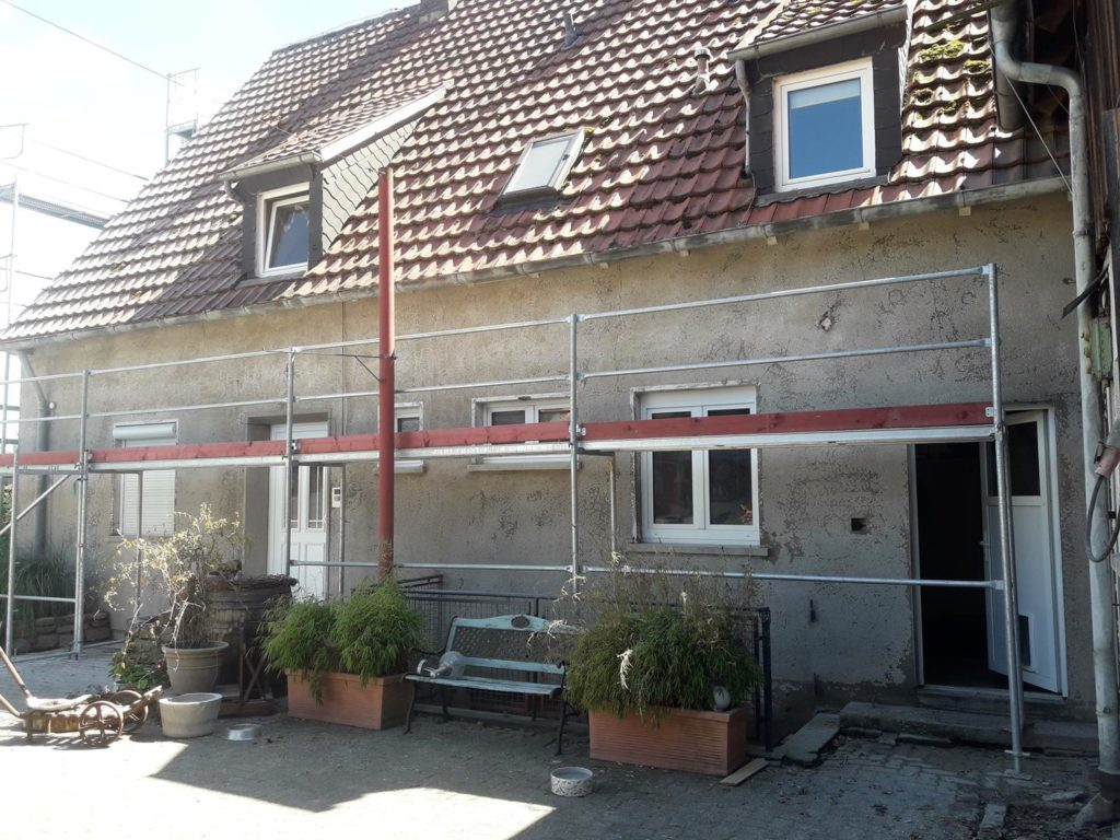 Lengfurt Sanierung